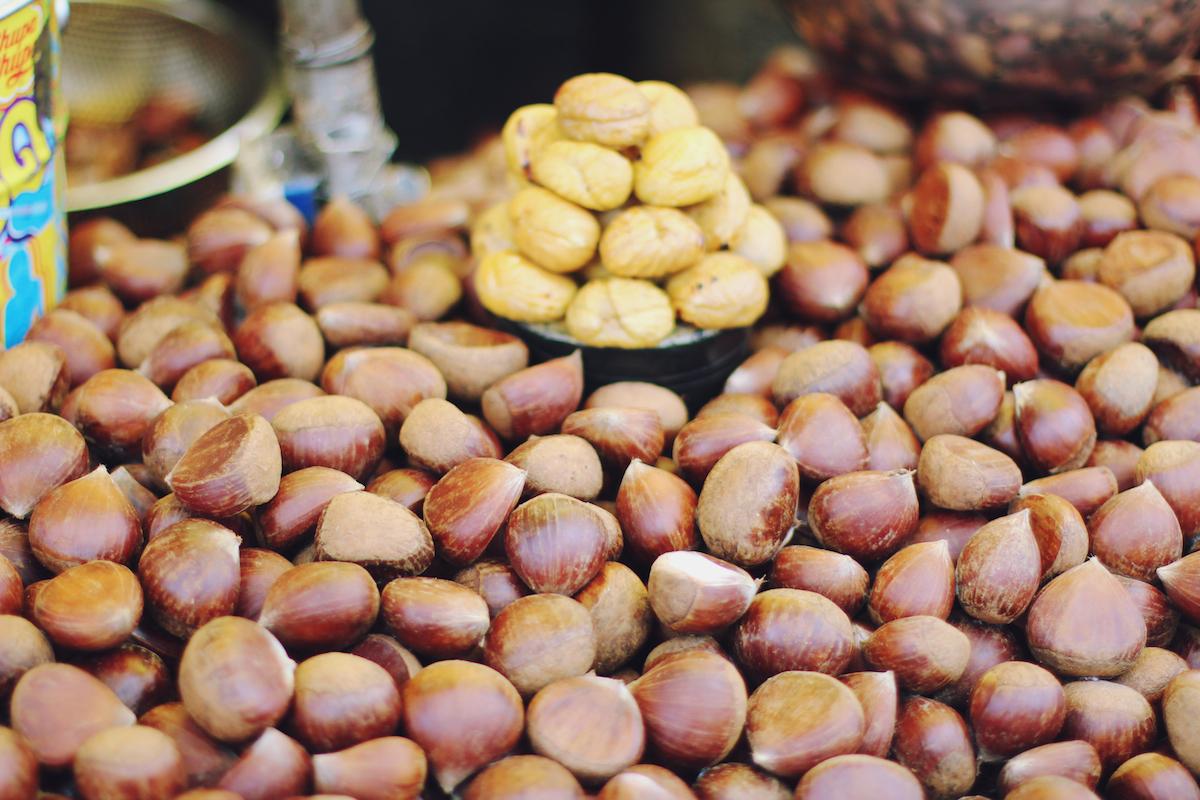 korea chestnuts