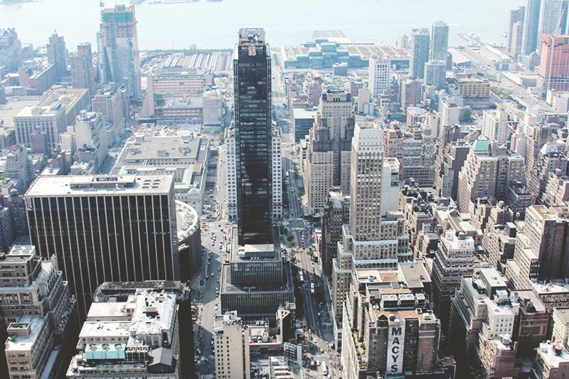 new york streets macys
