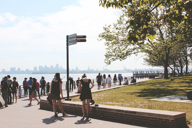 park liberty island