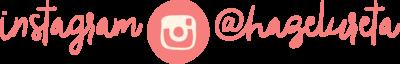 Instagram - hazelureta