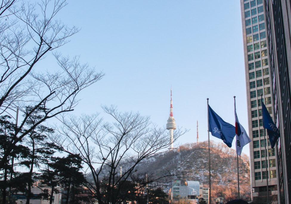 Seoul Tower-1