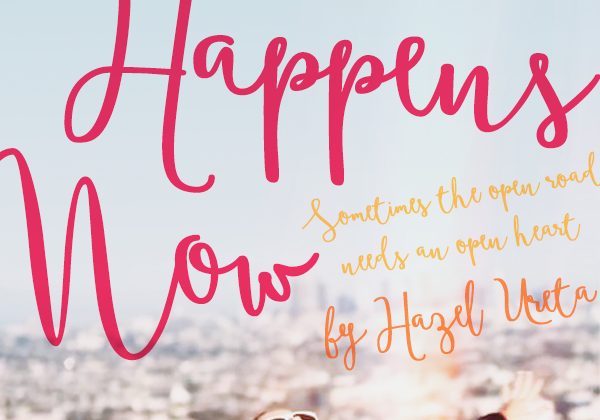 What Happens Now by Hazel Ureta - YA Contemporary